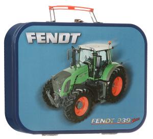 Настольная игра Трактор Fendt 939 Vario. Пазл 4 в 1, 148 элементов