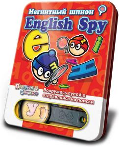 Настольная игра English Spy