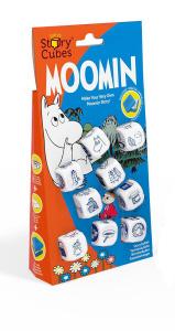 Настольная игра Кубики Историй Муми-тролли