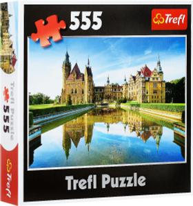 Настольная игра Замок в Польше, Пазл 555 элементов