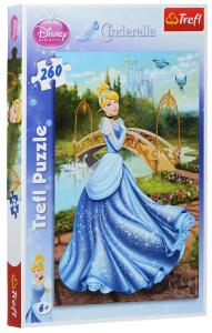 Настольная игра Волшебное платье, Пазл 260 деталей
