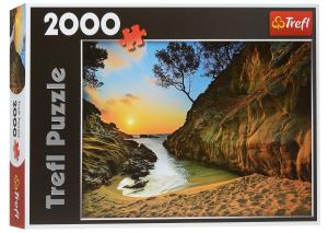 Настольная игра Восход солнца, Коста-Брава, Испания, Пазл 2000 элементов