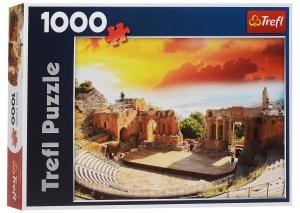 Настольная игра Сицилия, Италия, Пазл 1000 деталей