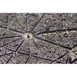 Настольная игра Париж, Пазл 1000 элементов