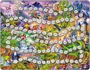 Настольная игра Волшебное королевство. Пазл-игра