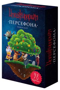 Настольная игра Набор дополнительных карточек Персефона для Имаджинариум