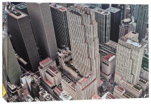 Настольная игра Нью Йорк. Пазл 1000 элементов