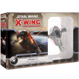 Настольная игра Star Wars X-Wing Расширение Раб 1