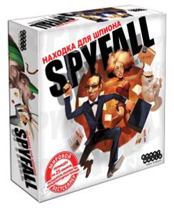 Настольная игра Находка для шпиона 2-е издание