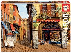 Настольная игра Цвета Италии-салюмерия. Виктор Швайко. Пазл (1500 деталей)