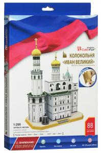 Настольная игра Колокольня Ивана Великого. 3D Пазл