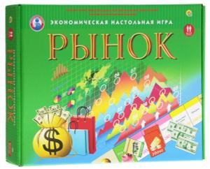 Настольная игра Рынок (Рыжий Кот)