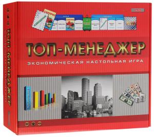 Настольная игра Топ-менеджер TM Carpe Diem
