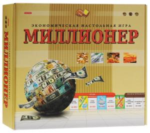 Настольная игра Миллионер TM Carpe Diem