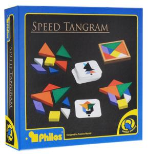 Настольная игра Скоростной Танграм (Speed-Tangram)