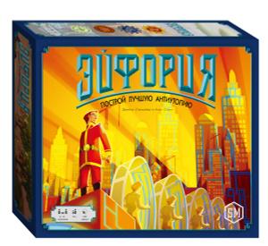 Настольная игра Эйфория / Euphoria