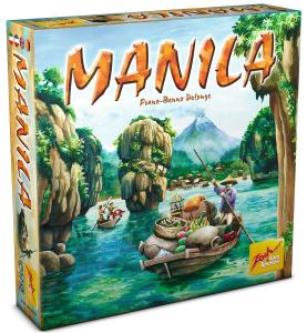 Настольная игра Манила