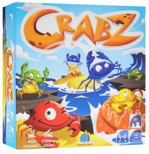 Настольная игра Крабы (Crabz)