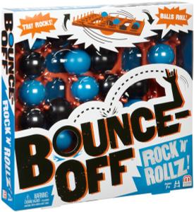 Настольная игра Bounce-Off. Отскок Рок-энд-Ролл