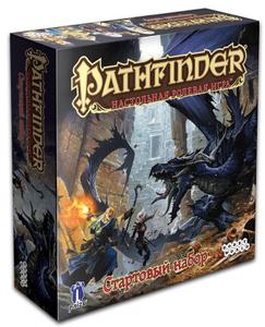Настольная игра Pathfinder. Настольная ролевая игра. Стартовый набор