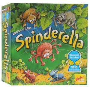 Настольная игра Спиндерелла (Spinderella)
