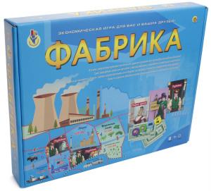 Настольная игра Фабрика (РК)
