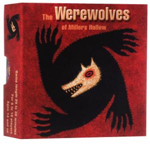 Настольная игра Оборотни (The Werewolves of Millers Hollow)