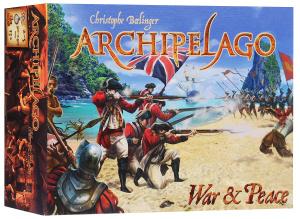 Настольная игра Архипелаг. Война и Мир