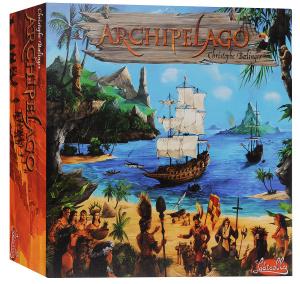 Настольная игра Архипелаг (Archipelago)