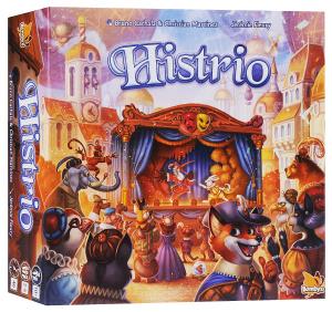 Настольная игра Хистрио (Histrio)
