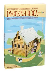 Настольная игра Русская изба. Пазл