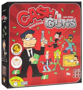 Настольная игра Гангстеры (Cash `n Guns)