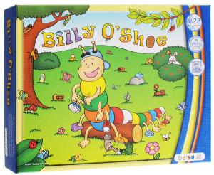 Настольная игра Билли О'Шу. Обучающая игра