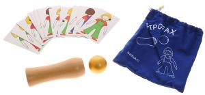 Настольная игра Пипофакс. Обучающая игра