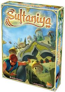 Настольная игра Султания (Sultaniya)