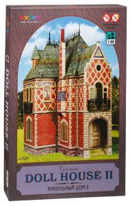 Настольная игра Кукольный дом 2. 3D пазл