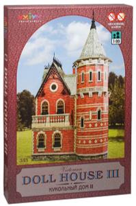 Настольная игра Кукольный дом 3. 3D пазл