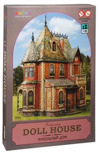 Настольная игра Кукольный дом. 3D пазл