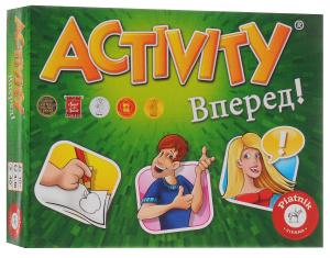 Настольная игра Активити Вперед (Activity)