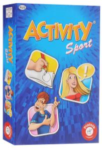 Настольная игра Activity. Спорт