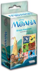 Настольная игра Моана: Остров Какамора