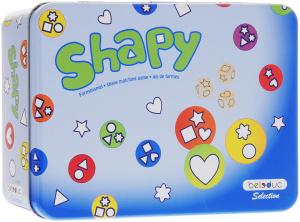 Настольная игра Shapy. Обучающая игра
