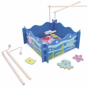 Настольная игра Удачная рыбалка. Развивающая магнитная игра