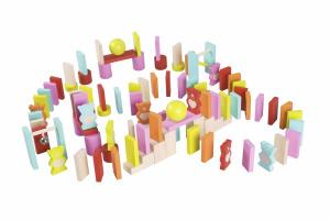 Настольная игра Доставь письмо Мишке. 3D домино со звуковыми эффектами