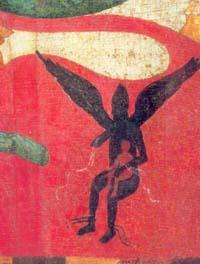 Краски древнерусской иконописи