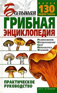 Большая грибная энциклопедия. Практическое руководство