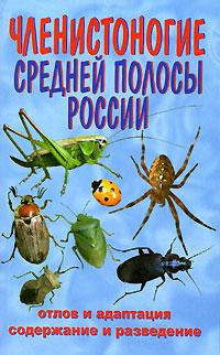 Членистоногие Средней полосы России ( 5-98435-606-6 )