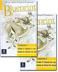 Blueprint: Upper Intermediate (аудиокурс на 2 кассетах MC)