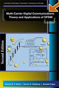 Multi-carrier Digital Communications: Theory And Applications Of OFDM. Ahmad R. S. Bahai, Burton R. Saltzberg, Mustafa Ergen