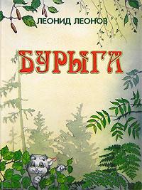 Книга Бурыга